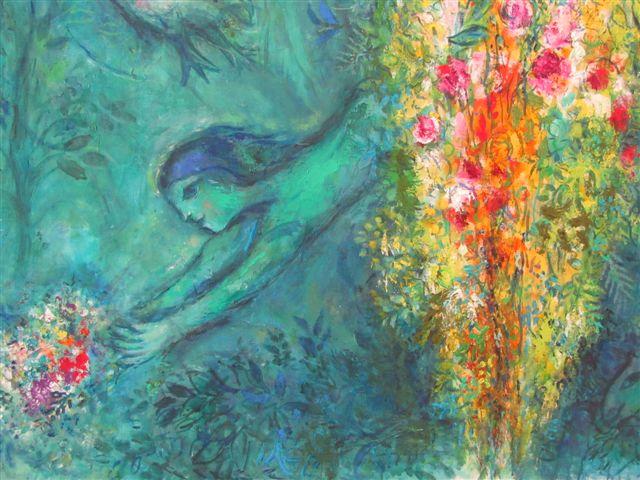 Märchen und Träume, Licht und Farben, Räume und Töne zeigen Dir . . .