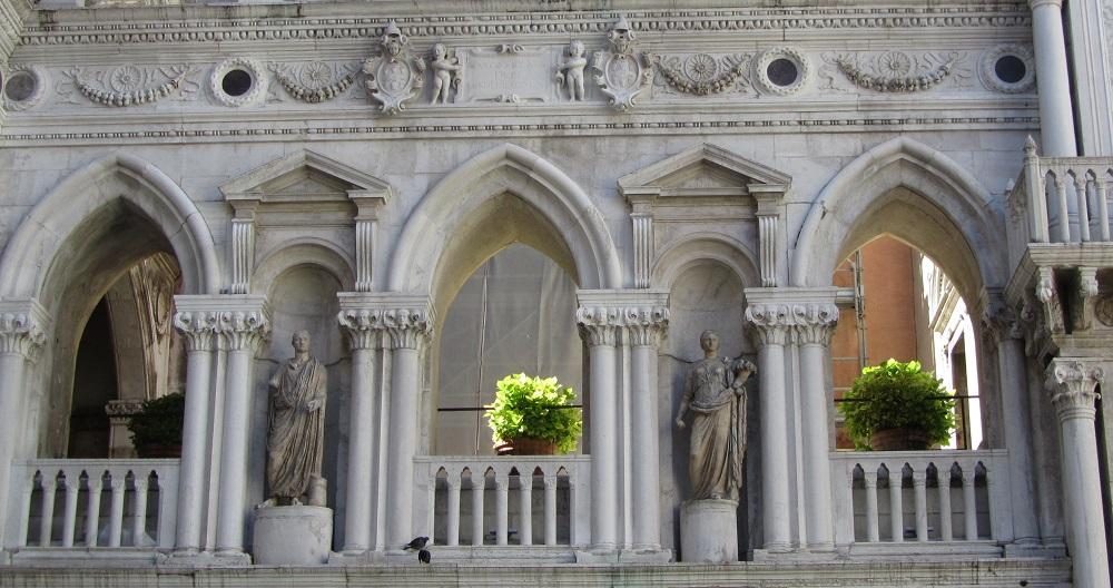 Im zauberhaften Venedig. Märchen