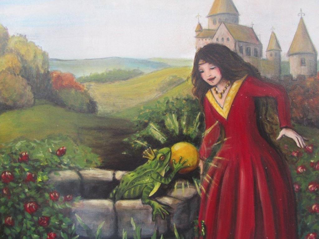 Märchen erzählen lernen