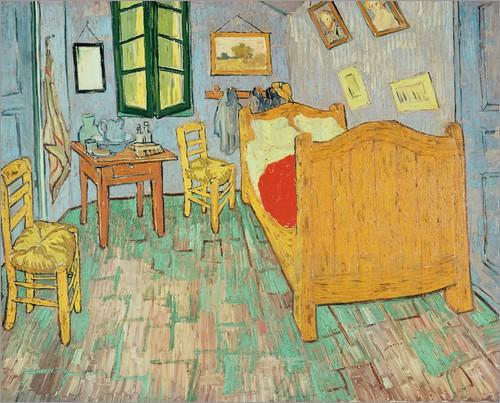Van Goghs Zimmer